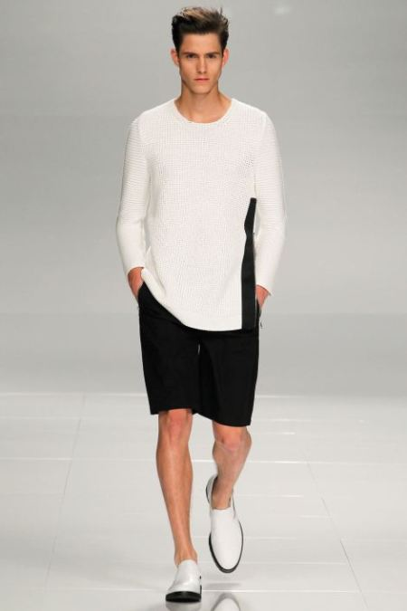 ICEBERG SPRING SUMMER 2014 MENSWEAR COLLECTION (23)