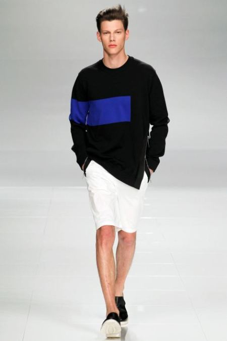ICEBERG SPRING SUMMER 2014 MENSWEAR COLLECTION (24)