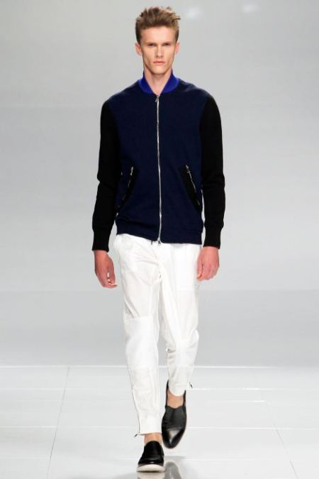 ICEBERG SPRING SUMMER 2014 MENSWEAR COLLECTION (26)