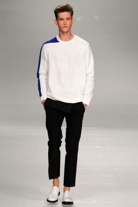 ICEBERG SPRING SUMMER 2014 MENSWEAR COLLECTION (28)