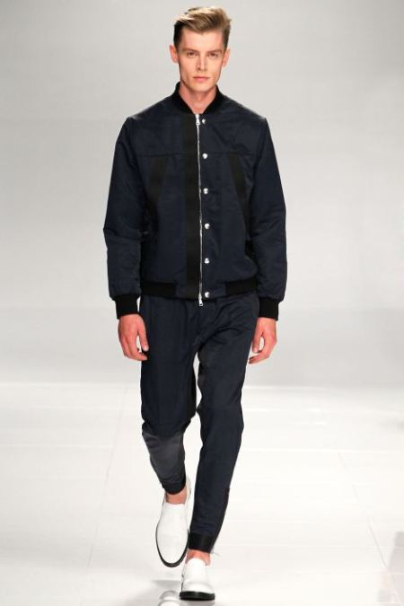 ICEBERG SPRING SUMMER 2014 MENSWEAR COLLECTION (5)