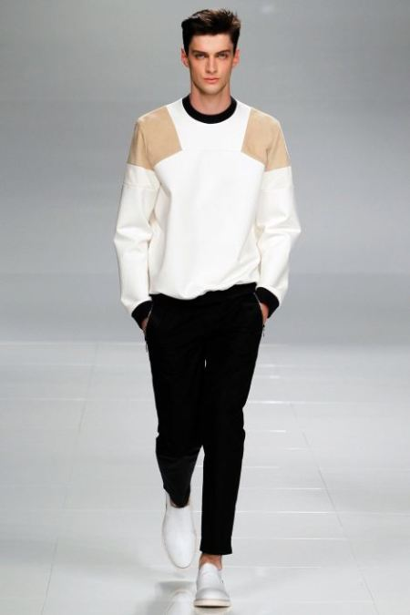 ICEBERG SPRING SUMMER 2014 MENSWEAR COLLECTION (9)