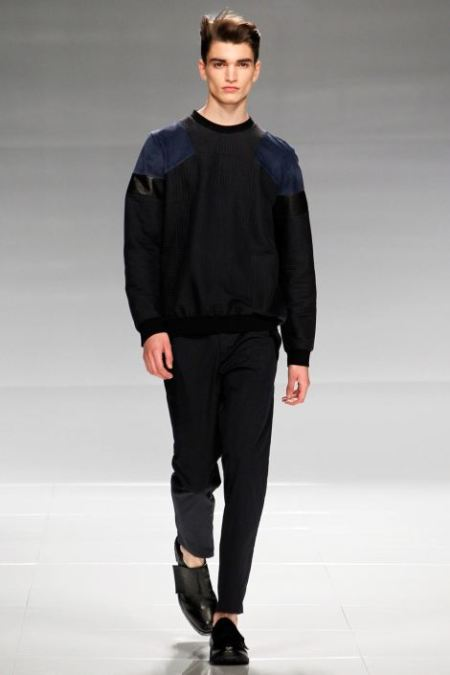 ICEBERG SPRING SUMMER 2014 MENSWEAR COLLECTION