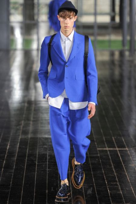 JOHN GALLIANO SPRING SUMMER 2014 MESNWEAR COLLECTION (10)