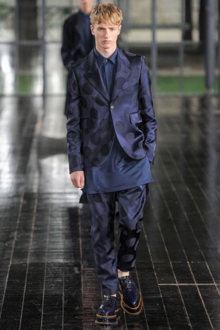 JOHN GALLIANO SPRING SUMMER 2014 MESNWEAR COLLECTION (24)