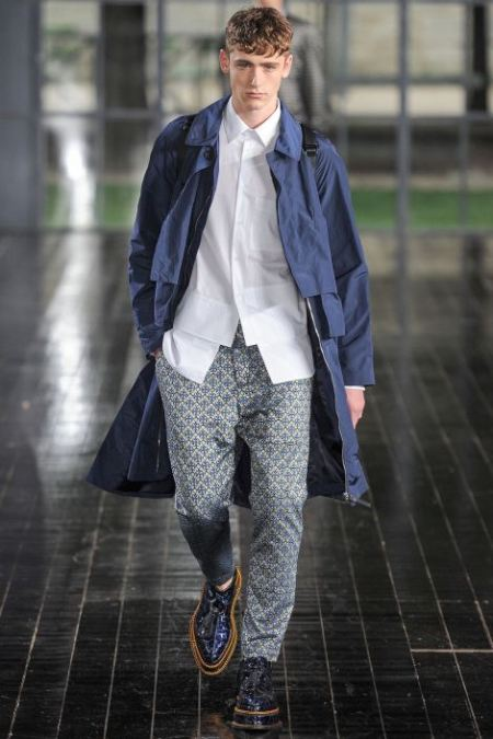 JOHN GALLIANO SPRING SUMMER 2014 MESNWEAR COLLECTION (26)