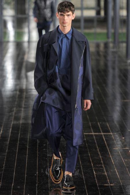 JOHN GALLIANO SPRING SUMMER 2014 MESNWEAR COLLECTION (30)