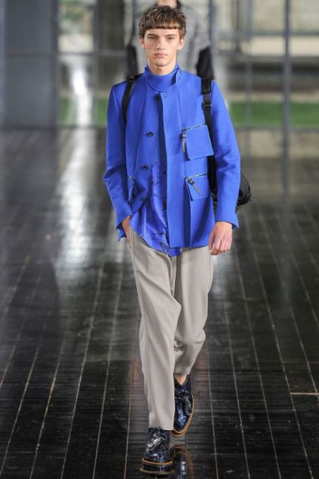 JOHN GALLIANO SPRING SUMMER 2014 MESNWEAR COLLECTION (4)
