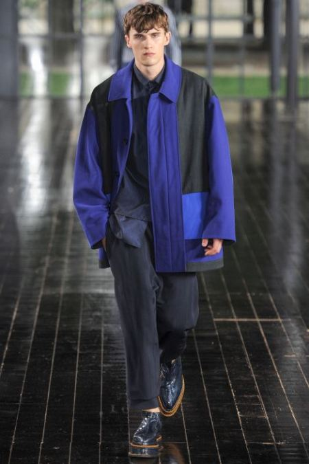 JOHN GALLIANO SPRING SUMMER 2014 MESNWEAR COLLECTION (5)