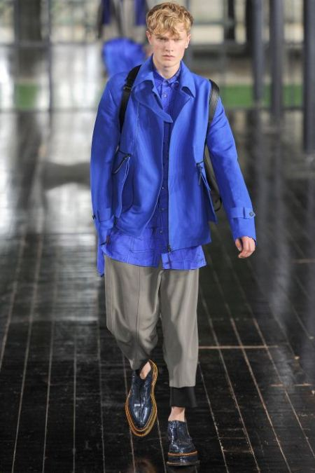 JOHN GALLIANO SPRING SUMMER 2014 MESNWEAR COLLECTION (8)