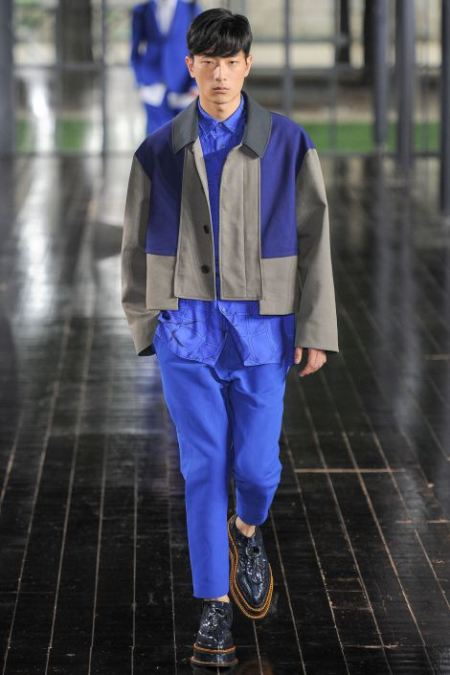 JOHN GALLIANO SPRING SUMMER 2014 MESNWEAR COLLECTION (9)