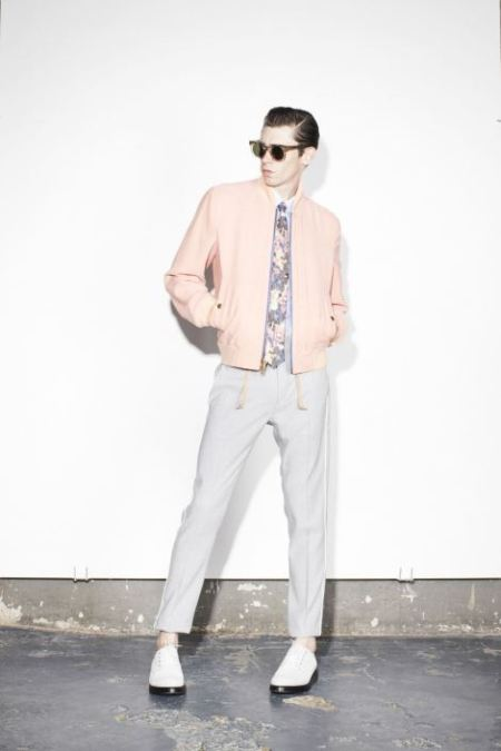 MARC JACOBS SPRING SUMMER 2014 MENSWEAR COLLECTION (1)