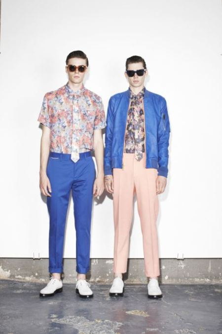 MARC JACOBS SPRING SUMMER 2014 MENSWEAR COLLECTION (2)