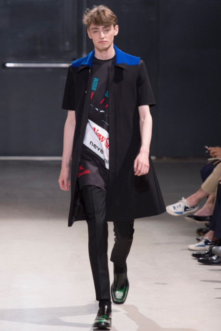 RAF SIMONS SPRING SUMMER 2014 MESNWEAR COLLECTION (1)