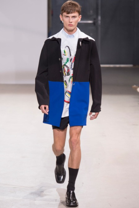 RAF SIMONS SPRING SUMMER 2014 MESNWEAR COLLECTION (13)