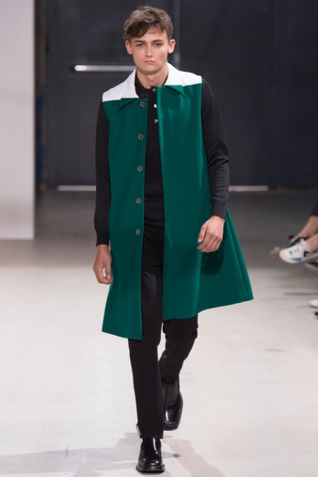 RAF SIMONS SPRING SUMMER 2014 MESNWEAR COLLECTION (14)