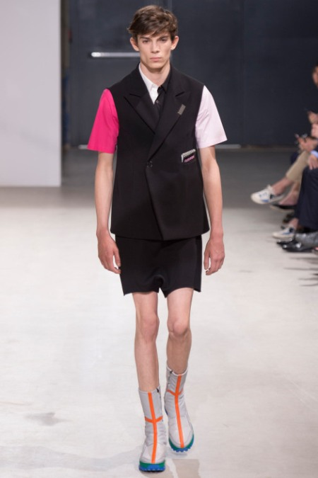 RAF SIMONS SPRING SUMMER 2014 MESNWEAR COLLECTION (22)