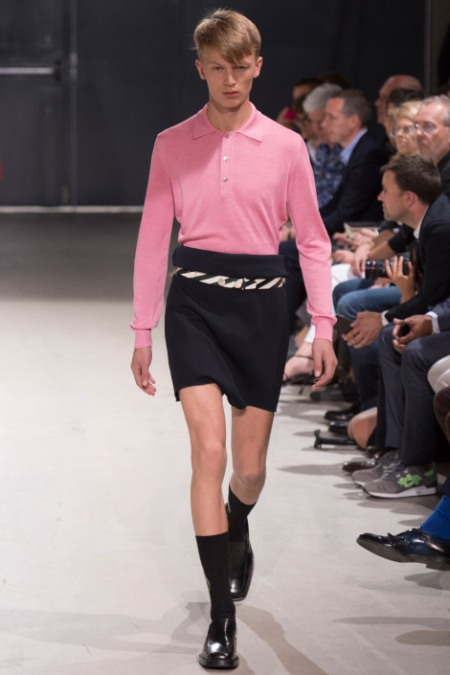 RAF SIMONS SPRING SUMMER 2014 MESNWEAR COLLECTION (24)