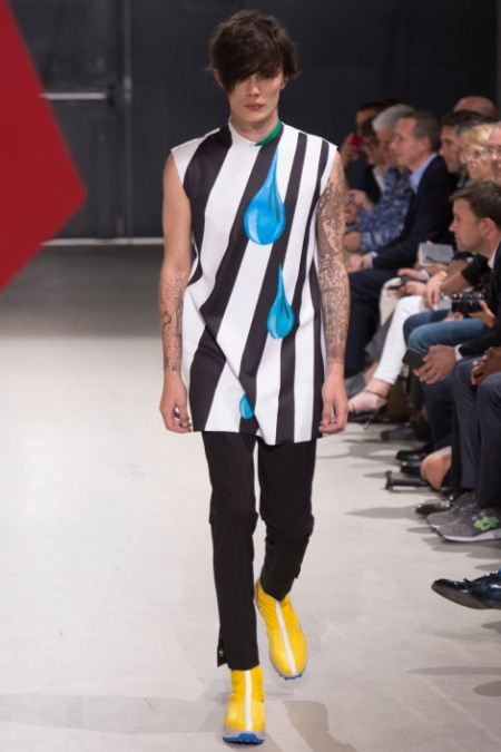 RAF SIMONS SPRING SUMMER 2014 MESNWEAR COLLECTION (27)