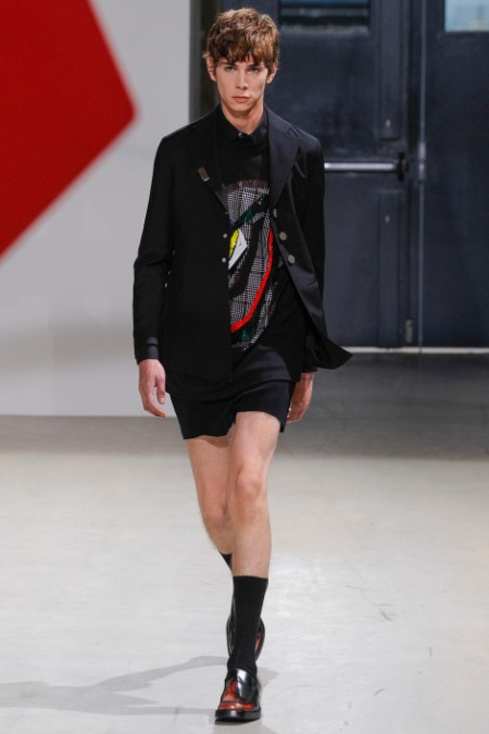 RAF SIMONS SPRING SUMMER 2014 MESNWEAR COLLECTION (30)