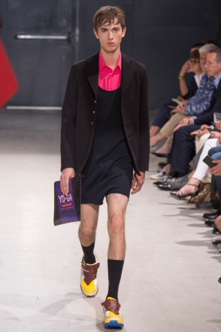RAF SIMONS SPRING SUMMER 2014 MESNWEAR COLLECTION (32)