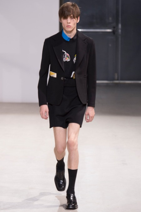 RAF SIMONS SPRING SUMMER 2014 MESNWEAR COLLECTION (33)