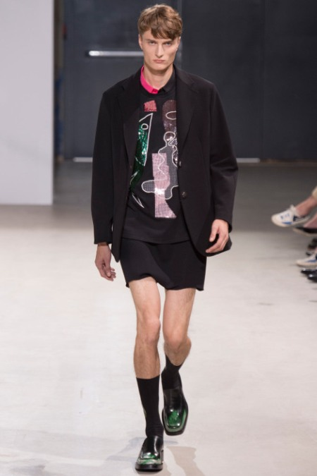 RAF SIMONS SPRING SUMMER 2014 MESNWEAR COLLECTION (34)