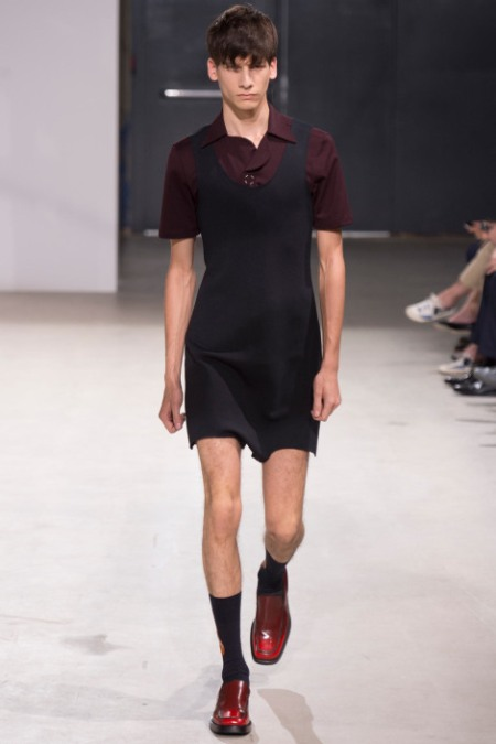 RAF SIMONS SPRING SUMMER 2014 MESNWEAR COLLECTION (35)