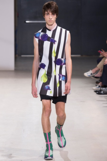RAF SIMONS SPRING SUMMER 2014 MESNWEAR COLLECTION (5)