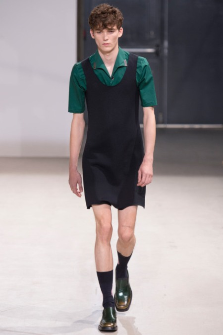 RAF SIMONS SPRING SUMMER 2014 MESNWEAR COLLECTION (9)