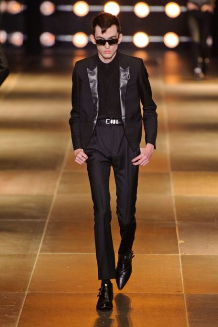 SAINT LAURENT SPRING SUMMER 2014 MENSWEAR (12)