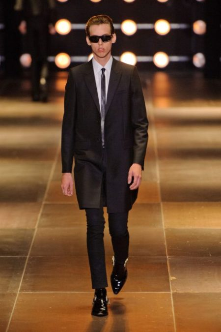 SAINT LAURENT SPRING SUMMER 2014 MENSWEAR (14)