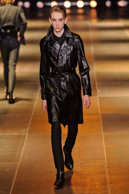 SAINT LAURENT SPRING SUMMER 2014 MENSWEAR (16)