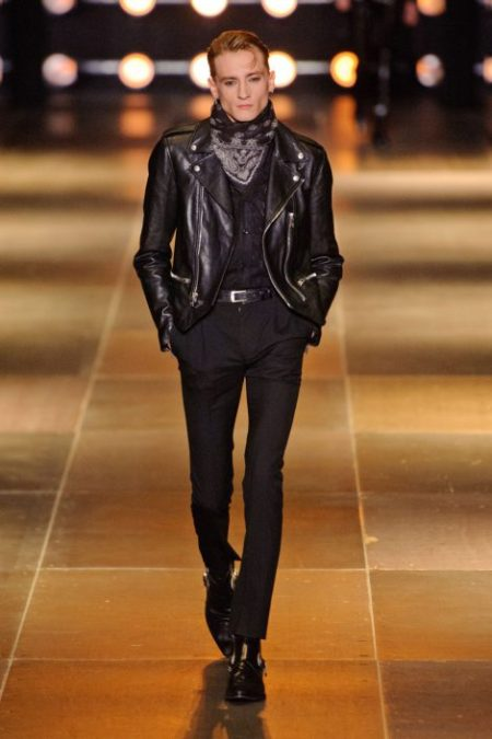 SAINT LAURENT SPRING SUMMER 2014 MENSWEAR (18)