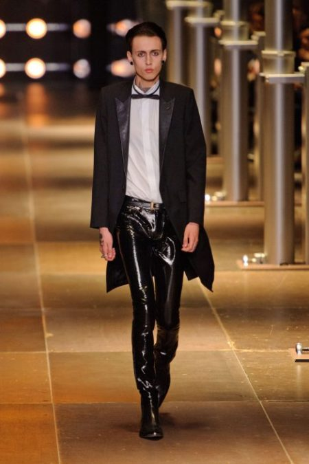 SAINT LAURENT SPRING SUMMER 2014 MENSWEAR (19)