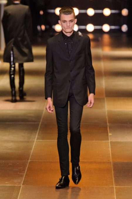 SAINT LAURENT SPRING SUMMER 2014 MENSWEAR (20)