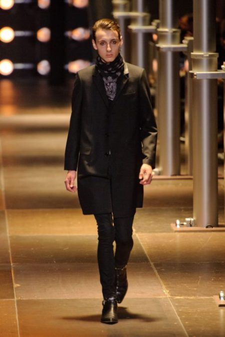 SAINT LAURENT SPRING SUMMER 2014 MENSWEAR (23)
