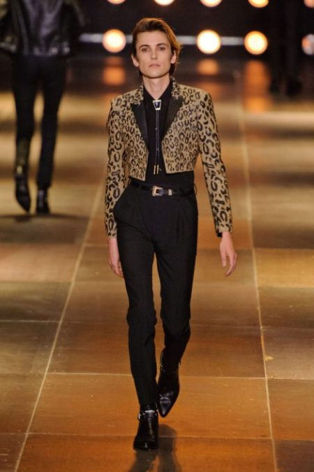 SAINT LAURENT SPRING SUMMER 2014 MENSWEAR (30)