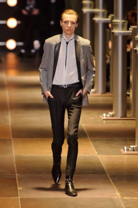 SAINT LAURENT SPRING SUMMER 2014 MENSWEAR (33)