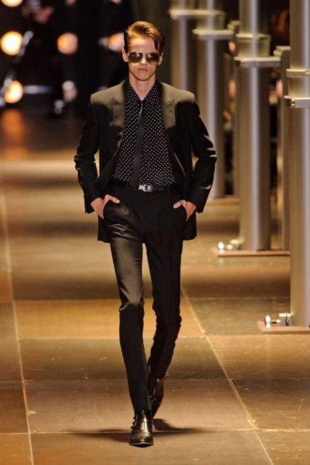 SAINT LAURENT SPRING SUMMER 2014 MENSWEAR (35)