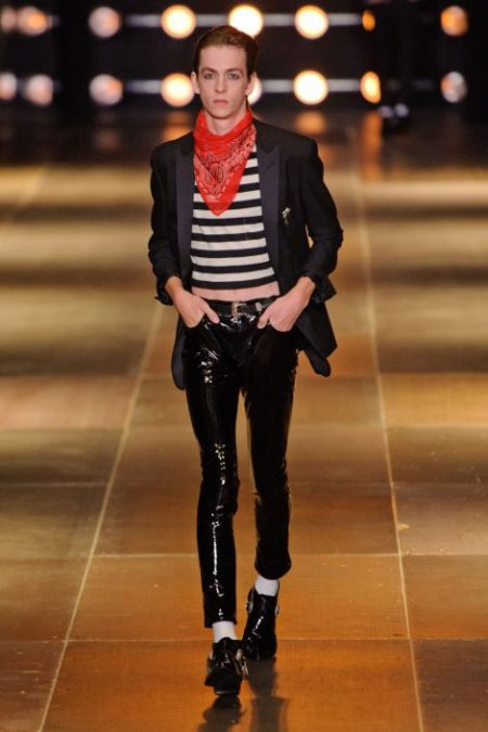 SAINT LAURENT SPRING SUMMER 2014 MENSWEAR (36)
