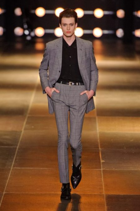SAINT LAURENT SPRING SUMMER 2014 MENSWEAR (38)
