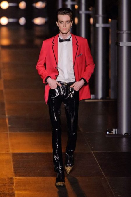 SAINT LAURENT SPRING SUMMER 2014 MENSWEAR (41)