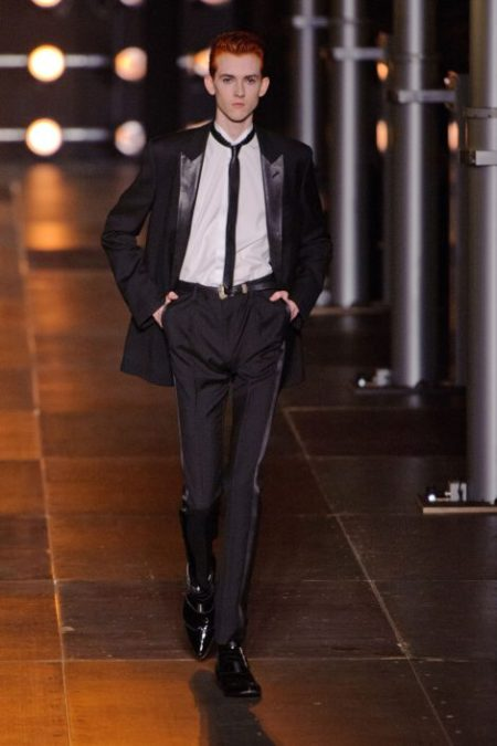 SAINT LAURENT SPRING SUMMER 2014 MENSWEAR (43)