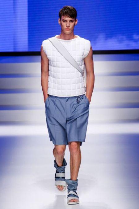 SALVATORE FERRAGAMO SPRING SUMMER 2014 MENSWEAR COLLECTION (1)