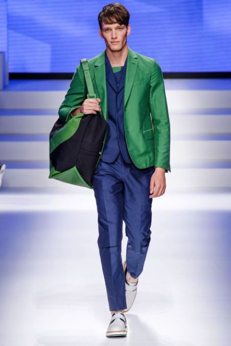 SALVATORE FERRAGAMO SPRING SUMMER 2014 MENSWEAR COLLECTION (10)