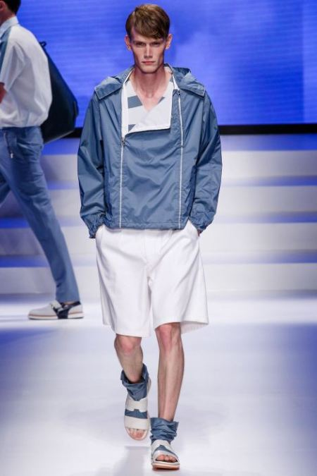 SALVATORE FERRAGAMO SPRING SUMMER 2014 MENSWEAR COLLECTION (2)