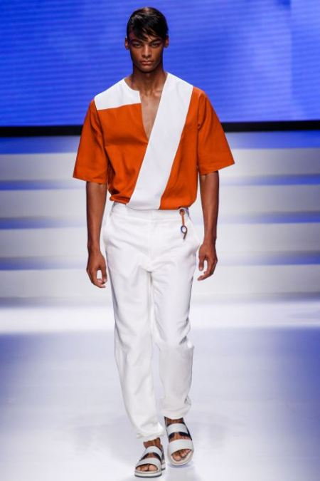 SALVATORE FERRAGAMO SPRING SUMMER 2014 MENSWEAR COLLECTION (20)