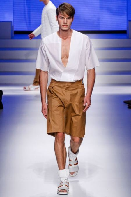 SALVATORE FERRAGAMO SPRING SUMMER 2014 MENSWEAR COLLECTION (22)