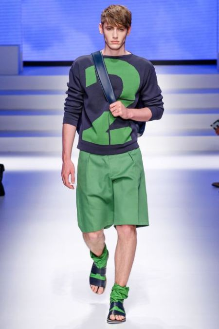 SALVATORE FERRAGAMO SPRING SUMMER 2014 MENSWEAR COLLECTION (9)